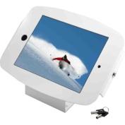 "Introducing ""Space"" Mini - iPad Mini Enclosure Kiosk - White"