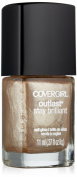Covergirl Outlast Stay Brilliant Nail Gloss, Golden Opportunity 230, 10ml