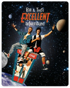 Bill and Ted's Excellent Adventure [Region B] [Blu-ray]