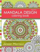 Mandala Design Coloring Book, Volume 1
