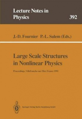 Large Scale Structures in Nonlinear Physics: Proceedings of a Workshop Held in Villefranche-sur-Mer, France, 13-18 January 1991 (Lecture Notes in Physics)
