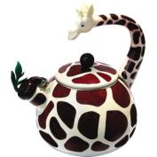 Supreme Housewares - 71501 Giraffe Whistling Tea Kettle