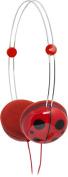 iFrogz - Animatone Over-the-Ear Ladybug Headphones