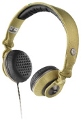 House of Marley - Riddim On-Ear Headphones - Green/Black