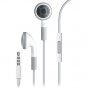 4XEM - Premium Series Apple Type Earphones With Controller For iPhone/iPod/iPad
