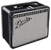 Aquarius - Fender Tolex Tin Lunch Box - Black