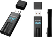 AudioQuest DragonFly USB Digital to Analog Converter (Black) Version 1.0