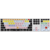 KB Covers - Pro Tools Keyboard Cover Ultra-Thin Keyboard Number Pad PT-AK-CC-2