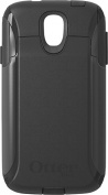 OtterBox - Commuter Wallet Case for Samsung Galaxy S 4 Mobile Phones - Black