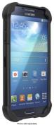 Ballistic - Shell Gel Series Case for Samsung Galaxy S 4 Mobile Phones - Black/Black