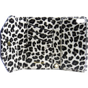 JAVOedge - Leopard Wallet Case for the Apple iPhone 5