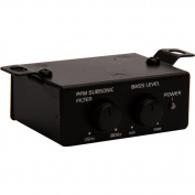Absolute USA - DBM800 Digital Bass Maximizer With Dash Mount Remote