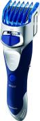 Panasonic - Wet/Dry Trimmer - Blue