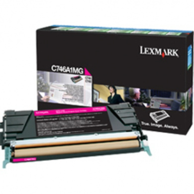 Lexmark - Toner Cartridge - Magenta