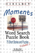 Circle It, Moments, Word Search, Puzzle Book