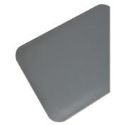 Pro Top Anti-Fatigue Mat, PVC Foam/Solid PVC, 24 x 36, Gray