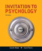 Invitation to Psychology with Dsm5 Update, Books a la Carte Edition Plus Mypsychlab with Pearson Etext -- Access Card Package