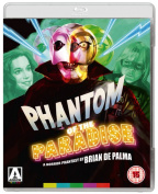 Phantom of the Paradise [Region B] [Blu-ray]