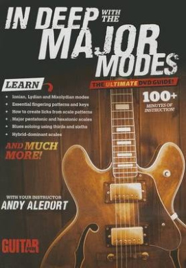 Guitar World -- In Deep with the Major Modes: The Ultimate DVD Guide, DVD (Guitar World)