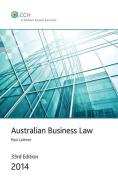 Australian Business Law 2014