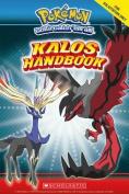 Kalos Region Handbook (Pokemon