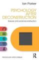 Psychology After Deconstruction