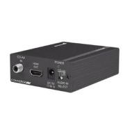 STARTECH Component To HDMI Video Converter External high definition video resolutions