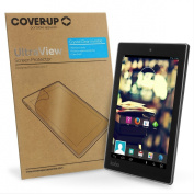 Cover-Up UltraView Kobo Arc 7 Tablet Crystal Clear Invisible Screen Protector