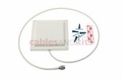 Cisco Aironet 2.4GHz Hemispherical Patch Antenna, NEW