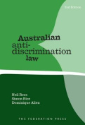 Australian Anti-Discrimination Law