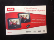 RCA 2.1m Dual Screen Mobile DVD System