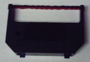 EBS Premium Quality Nylon Universal Black & Red Calculator Ribbon Cartridge