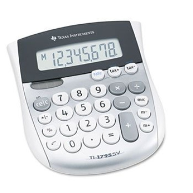 3 Pack TI-1795SV Minidesk Calculator, 8-Digit LCD by TEXAS INSTRUMENTS. Office Equipment & Equipment Supplies / Calculators)