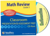 NewPath Learning Math Interactive Whiteboard CD-ROM, Site Licence, Grade 5