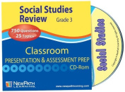 NewPath Learning Social Studies Interactive Whiteboard CD-ROM, Site Licence, Grade 3