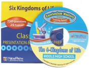 NewPath Learning Six Kingdoms Interactive Whiteboard CD-ROM, Site Licence, Grade 5-9