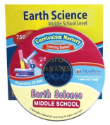 NewPath Learning Middle School Earth Science Interactive Whiteboard CD-ROM, Site Licence, Grade 6-9