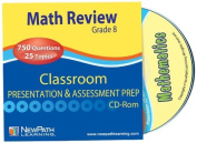 NewPath Learning Math Interactive Whiteboard CD-ROM, Site Licence, Grade 8-10