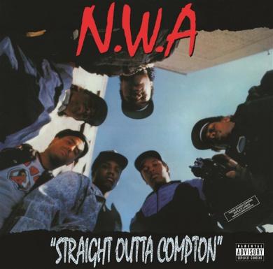 Straight Outta Compton [LP]