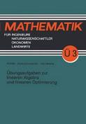 Ubungsaufgaben Zur Linearen Algebra Und Linearen Optimierung