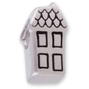 Connexions from Hallmark Stainless Steel Family House Charm