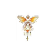 AngelStar 72627 Copper Angel Wind Chime