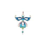 AngelStar 72629 Blue Angel Wind Chime