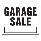 36cm x 46cm For Garage Sale Sign with Brackets