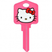 Hello Kitty Pink Kwikset KW House Key