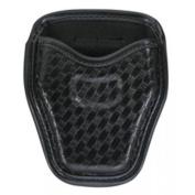 Bianchi 22966 7934 Open Cuff Case B/W Black