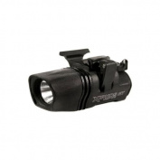 BlackHawk Night-Ops Xiphos NTX Weapon Mounted Flashlight, Black, RH