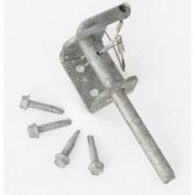 Ranger Lock RDIN-00 Innerbolt provides hidden lock inside left door