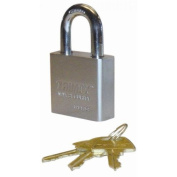Trimax TPL175S Solid Steel Padlock 1.25in X 10mm Shackle
