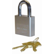 Trimax TPL275L Solid Steel Padlock 2.25in X 10mm Shackle